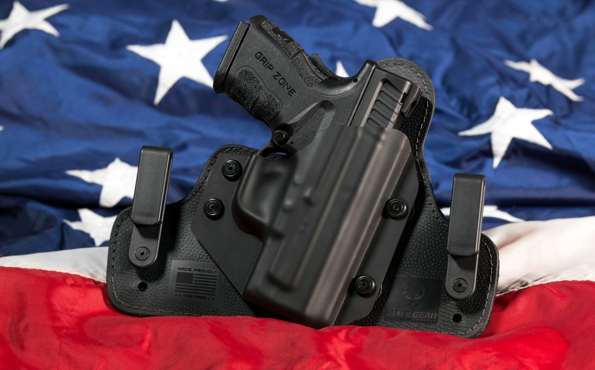 Fasteners & Hardware for Concealed Weapon Holsters